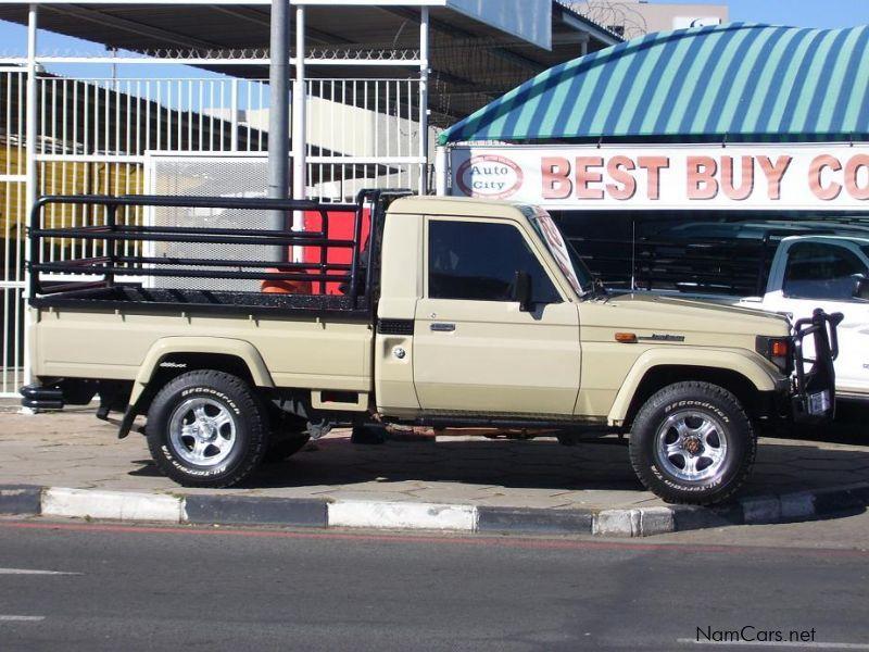 Used Toyota Land Cruiser 4 5 4x4 2003 Land Cruiser 4 5