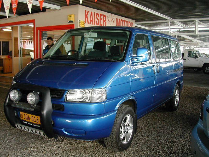 used volkswagen kombi t4 2 5 tdi 2003 kombi t4 2 5 tdi. Black Bedroom Furniture Sets. Home Design Ideas