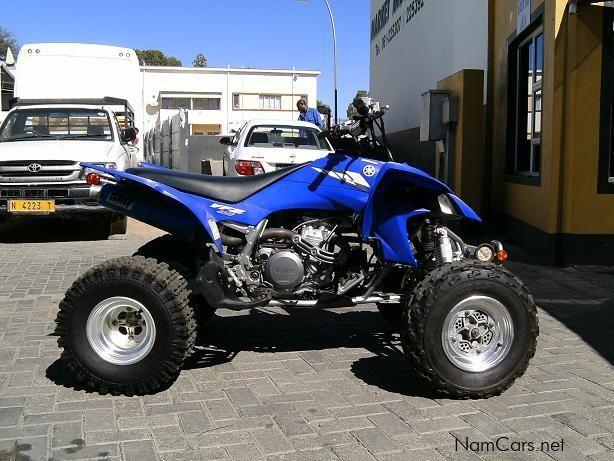 Used Yamaha YFZ 450   2003 YFZ 450 for sale   Windhoek