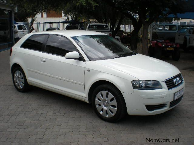 Used Audi A3 20fsi 2004 A3 20fsi For Sale Windhoek Audi A3 20