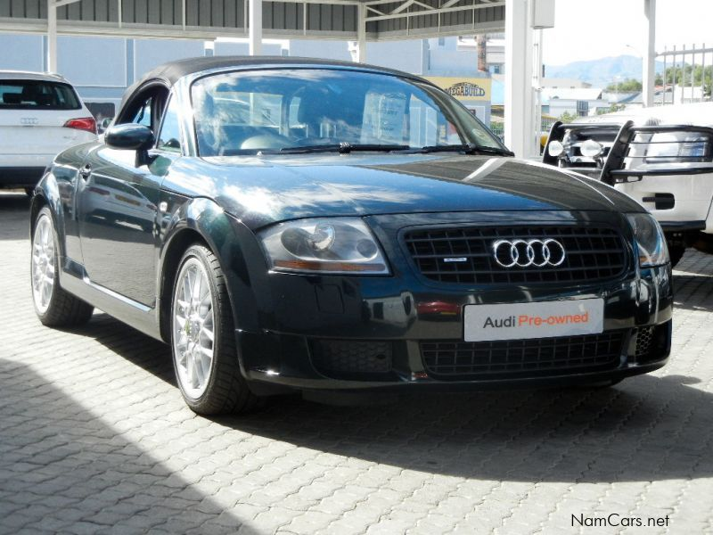 used audi tt 2004 tt for sale windhoek audi tt sales audi tt price n 179 900 used cars. Black Bedroom Furniture Sets. Home Design Ideas