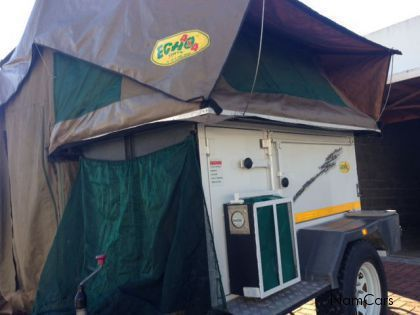 Used Echo 3 4x4 Off Road Camping Trailer 2004 4x4 Off