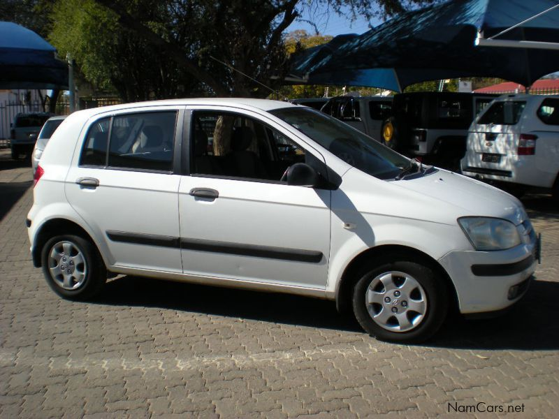 used hyundai getz a c 2004 getz a c for sale windhoek hyundai getz a c sales. Black Bedroom Furniture Sets. Home Design Ideas