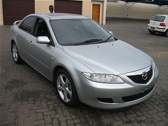 Used Mazda 6 2.3 I   2004 6 2.3 I for sale   Windhoek Mazda 6 2.3 I