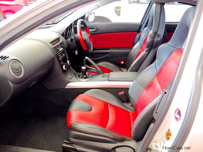 how to buy second hand rx8