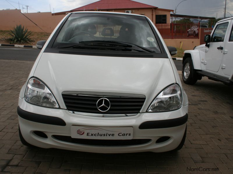 Used mercedes benz a160 classic a t local 2004 a160 for Local mercedes benz dealer
