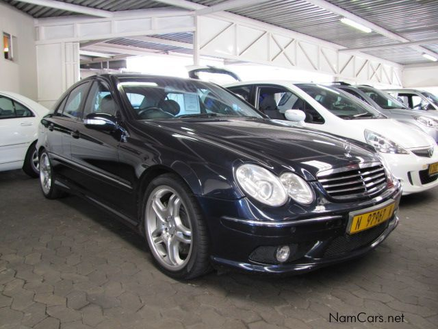 Used mercedes benz c55 amg 2004 c55 amg for sale for Mercedes benz c55 amg for sale