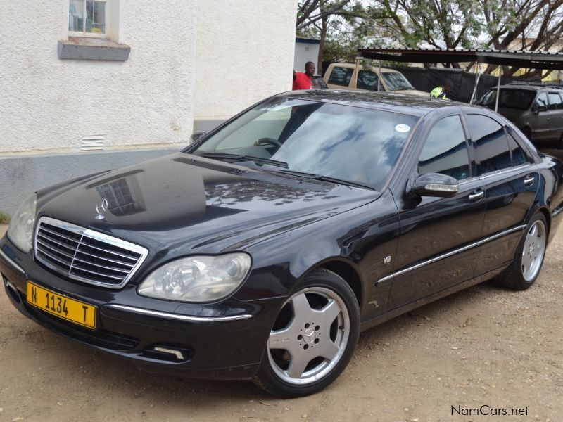 Used Mercedes-Benz S320 d V8 AMG | 2004 S320 d V8 AMG for sale ...