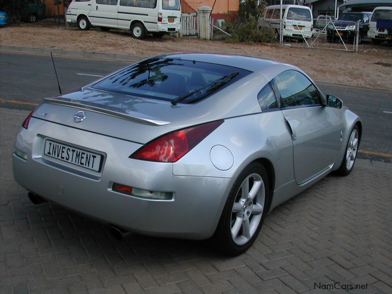 used nissan 350z 2004 350z for sale windhoek nissan 350z sales nissan 350z price 9 590. Black Bedroom Furniture Sets. Home Design Ideas