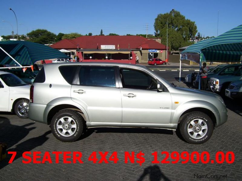 Used Ssangyong Rexton 290 Td El 7 Seater 2004 Rexton 290 Td El 7 Seater For Sale Windhoek