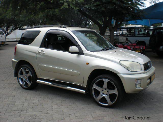 Used Toyota Rav4 3 Door 2 0i 2004 Rav4 3 Door 2 0i For