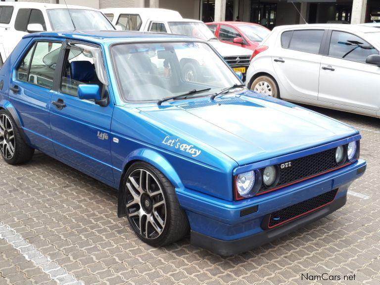 Used Volkswagen Golf Mk1