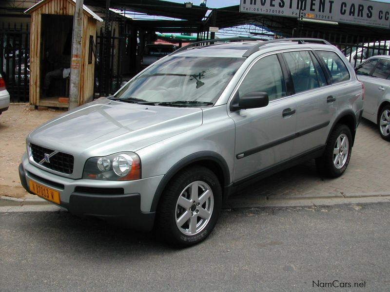 Used Volvo Xc90 D5 2004 Xc90 D5 For Sale Windhoek