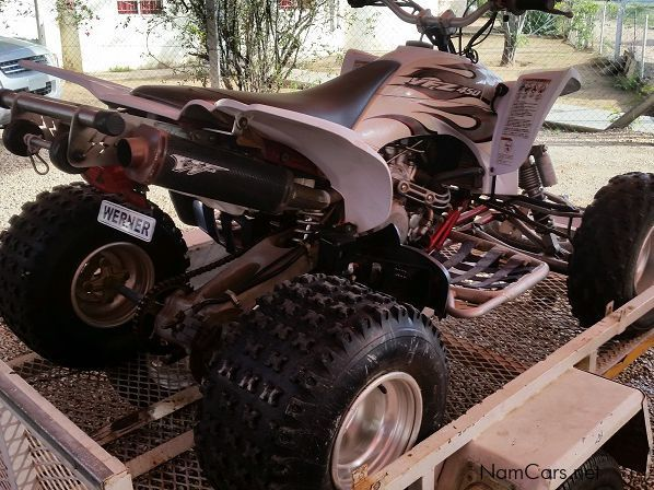 Used Yamaha YFZ 450 | 2004 YFZ 450 for sale | Windhoek Yamaha YFZ
