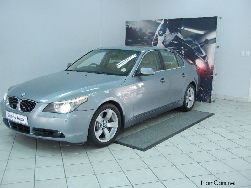 Used BMW I Series I Series For Sale Windhoek - 2005 bmw 545i price