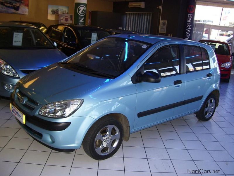 used hyundai getz 1 1 2005 getz 1 1 for sale windhoek hyundai getz 1 1 sales hyundai getz. Black Bedroom Furniture Sets. Home Design Ideas