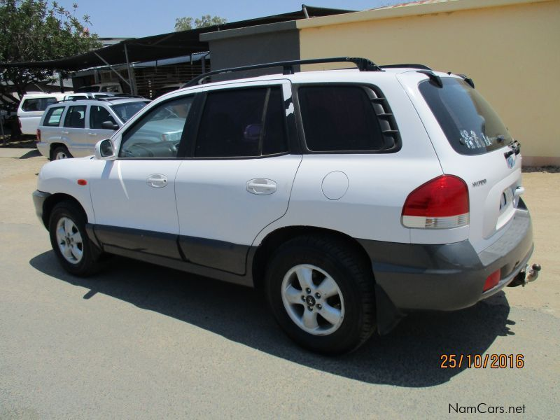 used hyundai santa fe 2005 santa fe for sale okahandja hyundai santa fe sales hyundai. Black Bedroom Furniture Sets. Home Design Ideas