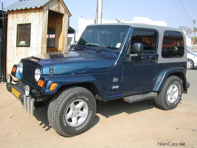 used jeep wrangler sahara 2005 wrangler sahara for sale windhoek jeep wrangler sahara sales. Black Bedroom Furniture Sets. Home Design Ideas