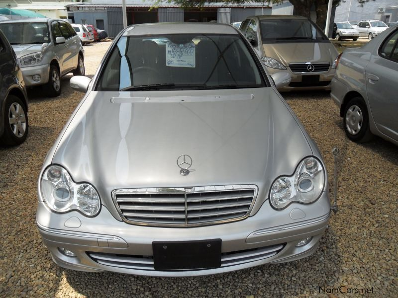 Used mercedes benz c 240 2005 c 240 for sale windhoek for 240 mercedes benz for sale