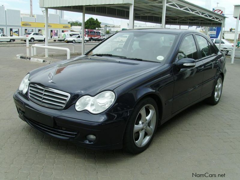 used mercedes benz c200 kompressor 2005 c200 kompressor. Black Bedroom Furniture Sets. Home Design Ideas