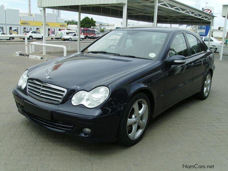 Used mercedes benz c200 kompressor 2005 c200 kompressor for Mercedes benz kompressor price