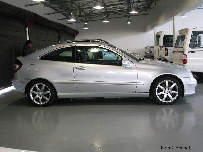 Used Mercedes Benz C230 V6 Coupe 2005 C230 V6 Coupe For