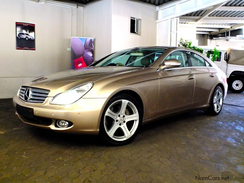 Used mercedes benz cls 500 2005 cls 500 for sale for Mercedes benz cls sale