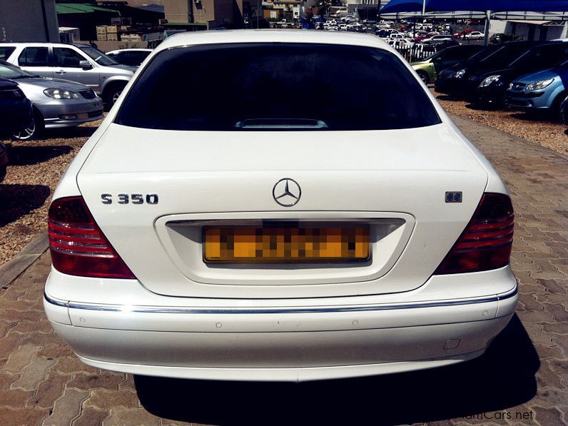 used mercedes benz s350 2005 s350 for sale windhoek mercedes benz s350 sales mercedes benz. Black Bedroom Furniture Sets. Home Design Ideas
