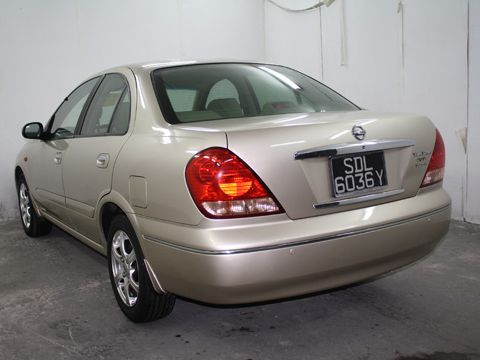 Used Electric Cars For Sale >> Used Nissan SUNNY SUPER SALOON | 2005 SUNNY SUPER SALOON for sale | Windhoek Nissan SUNNY SUPER ...