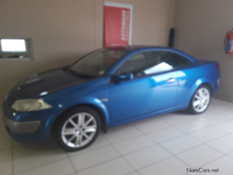 Renault Megane Coupe in Namibia