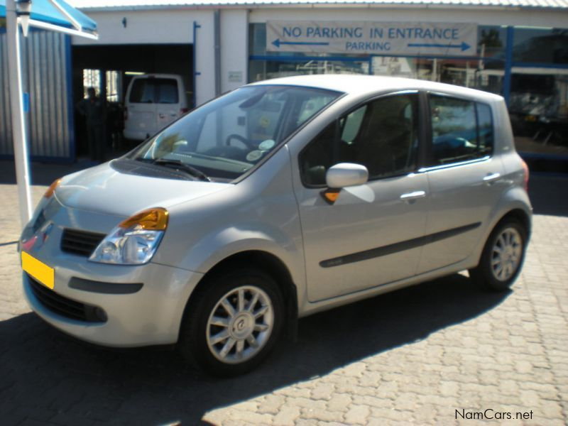used renault modus 2005 modus for sale windhoek renault modus sales renault. Black Bedroom Furniture Sets. Home Design Ideas