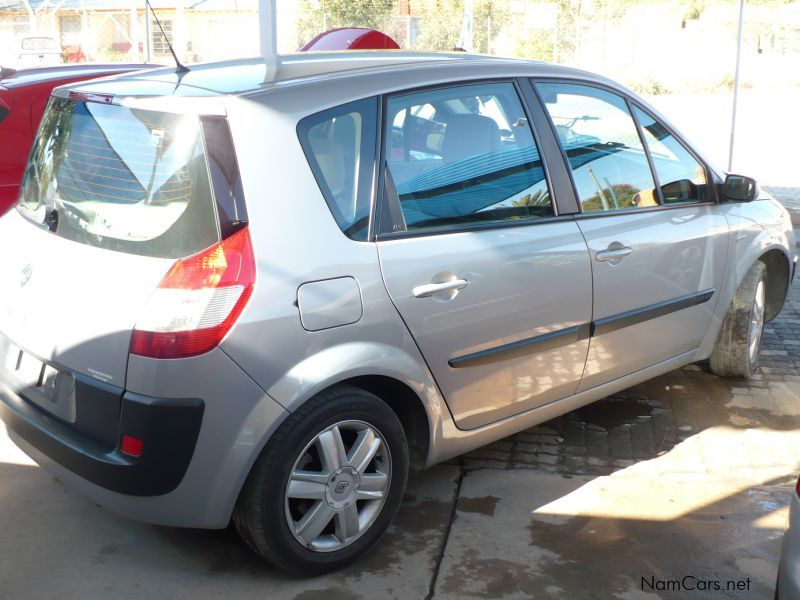 used renault scenic expression 1 6 a t 2005 scenic. Black Bedroom Furniture Sets. Home Design Ideas