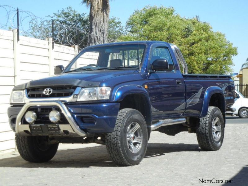 Chevrolet Dealers In Sc >> Used Toyota Hilux Legend 35 | 2005 Hilux Legend 35 for sale | Windhoek Toyota Hilux Legend 35 ...