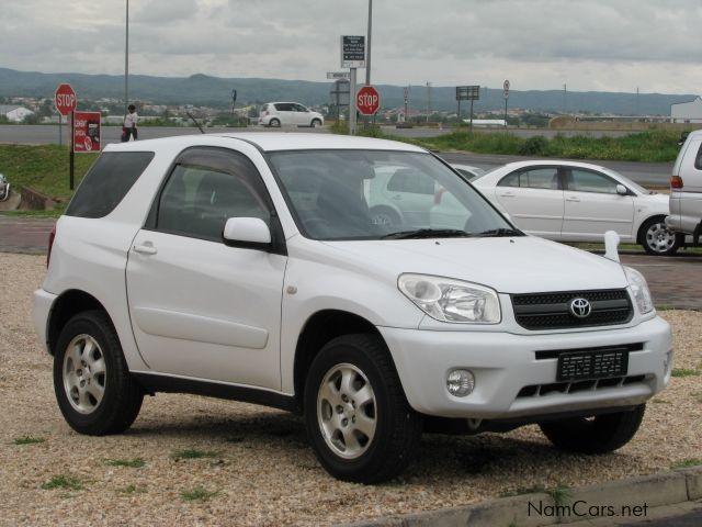 Used Toyota Rav 4 2005 Rav 4 For Sale Windhoek Toyota