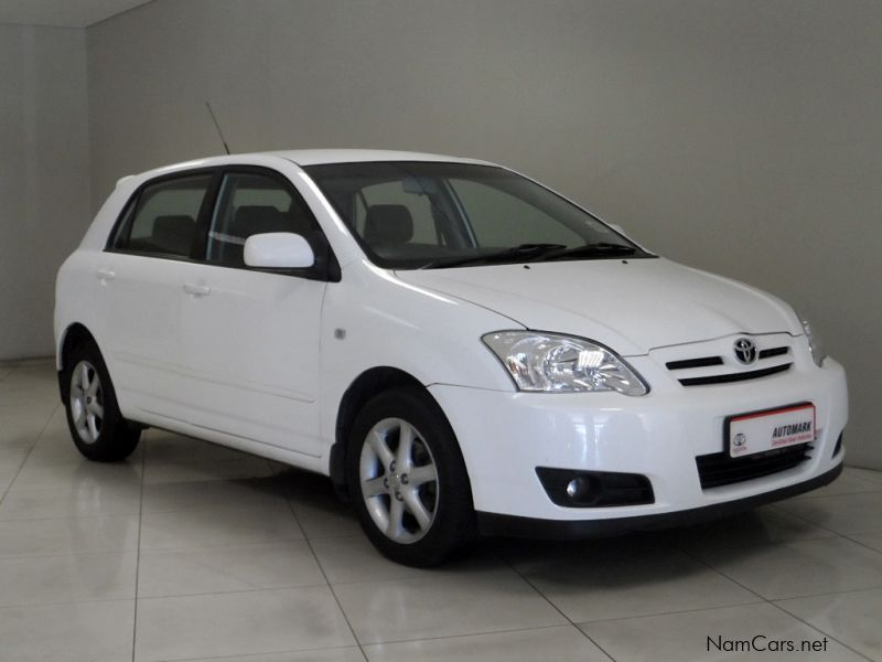Used Toyota Runx Rx 2005 Runx Rx For Sale Windhoek