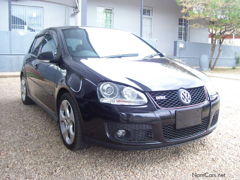 Golf 5 gti 2005 golf 5 gti for sale windhoek volkswagen golf 5 gti