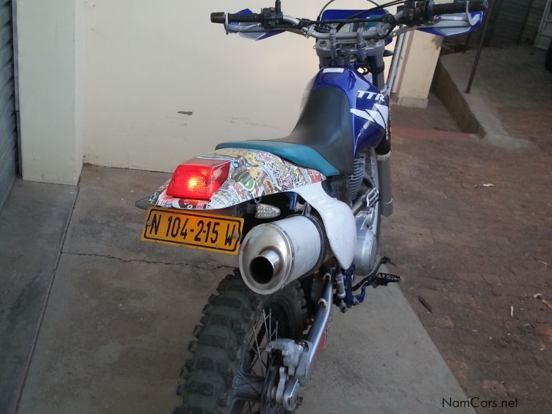 Used Yamaha Ttr 600 2005 Ttr 600 For Sale Windhoek Yamaha Ttr