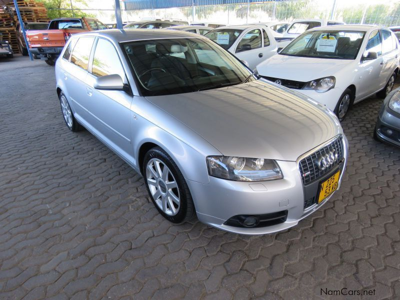 used audi a3 2 0 tfsi s line import 2006 a3 2 0 tfsi s line import for sale windhoek audi a3. Black Bedroom Furniture Sets. Home Design Ideas