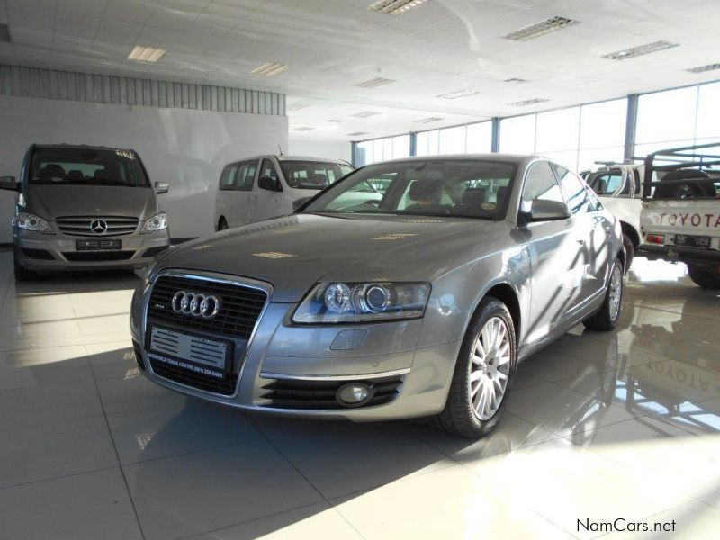 used audi a6 3 2 fsi quattro tiptronic 2006 a6 3 2 fsi. Black Bedroom Furniture Sets. Home Design Ideas