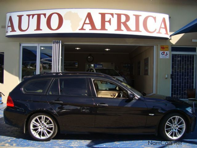 Used BMW 320d Touring | 2006 320d Touring for sale | Windhoek BMW ...