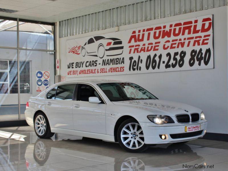 Used BMW 740 Li Limousine | 2006 740 Li Limousine for sale ...