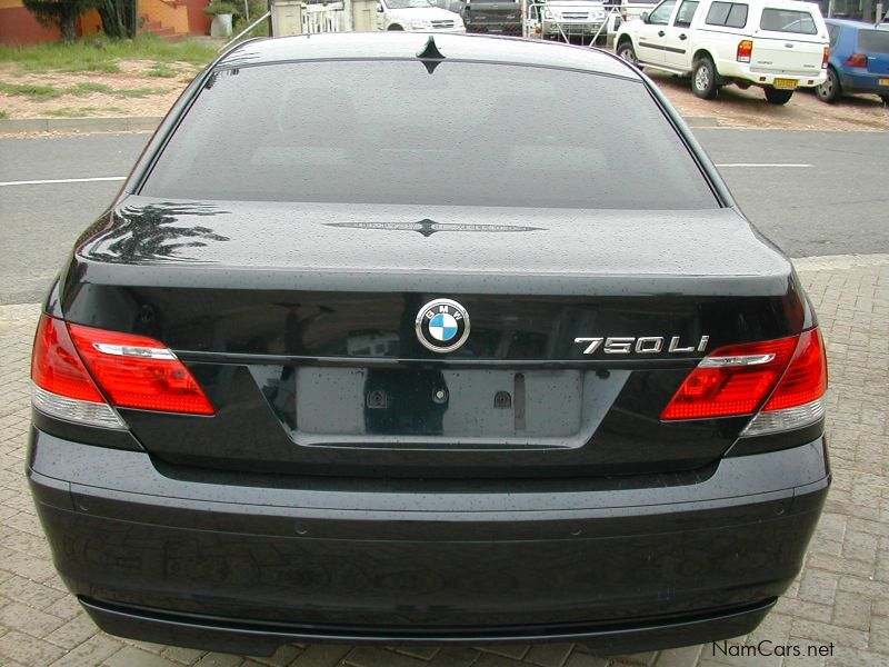 used bmw 750 il individual 2006 750 il individual for sale windhoek bmw 750 il individual. Black Bedroom Furniture Sets. Home Design Ideas