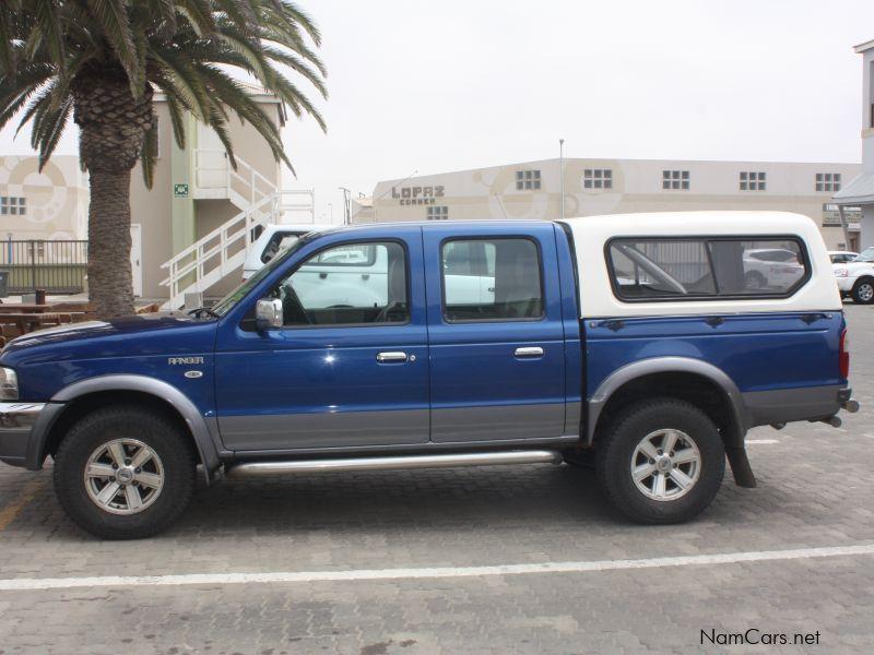 used ford ranger 2 5 td 4x4 xlt d c 2006 ranger 2 5 td. Black Bedroom Furniture Sets. Home Design Ideas