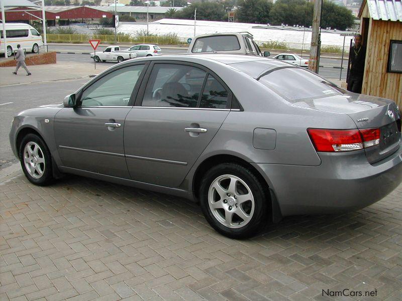 Used Hyundai Sonata 2 4 I 2006 Sonata 2 4 I For Sale Windhoek Hyundai Sonata 2 4 I Sales