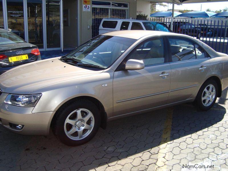Used Hyundai Sonata 2006 Sonata For Sale Windhoek