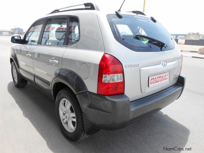 Used Hyundai Tucson 2 0 4x2