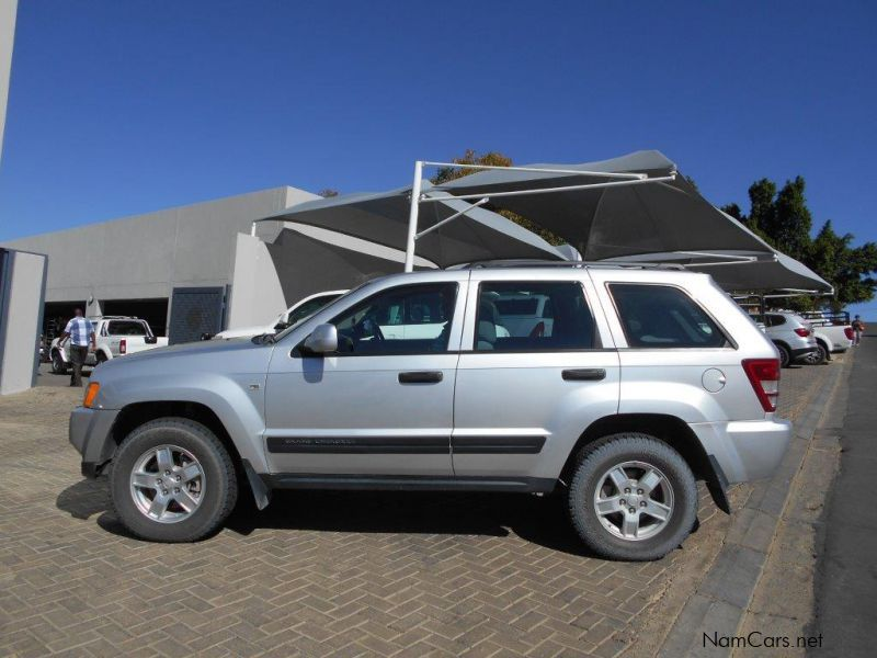 used jeep grand cherokee 3 0 crd laredo 2006 grand cherokee 3 0 crd laredo for sale windhoek. Black Bedroom Furniture Sets. Home Design Ideas