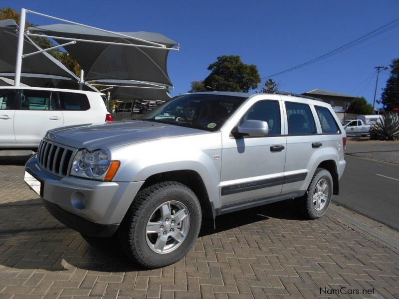 used jeep grand cherokee 3 0 crd laredo 2006 grand. Black Bedroom Furniture Sets. Home Design Ideas