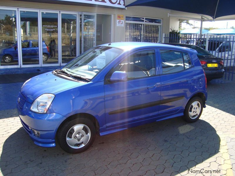 used kia picanto 2006 picanto for sale windhoek kia picanto sales kia picanto price n. Black Bedroom Furniture Sets. Home Design Ideas