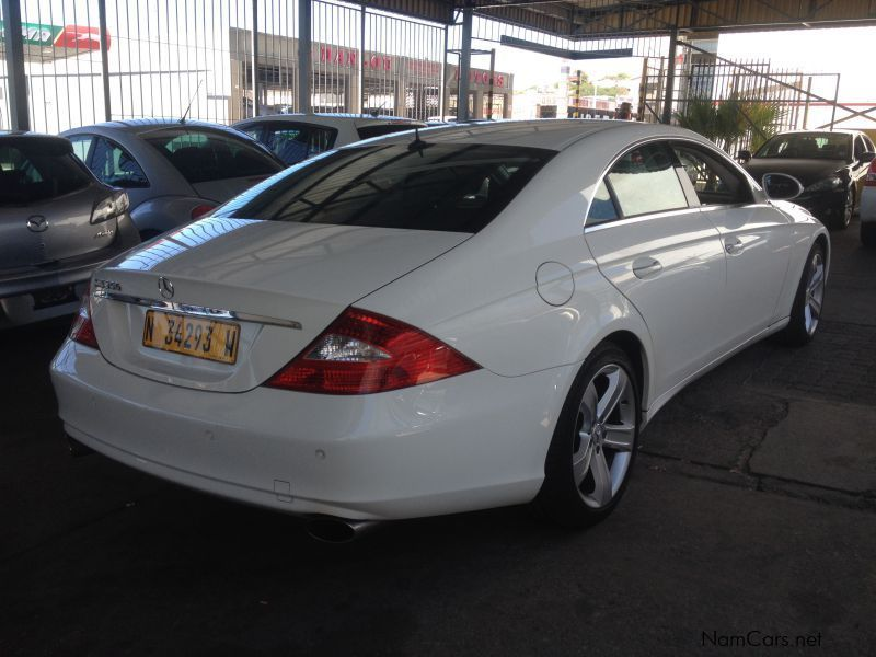 used mercedes benz cls 350 2006 cls 350 for sale windhoek mercedes benz cls 350 sales. Black Bedroom Furniture Sets. Home Design Ideas